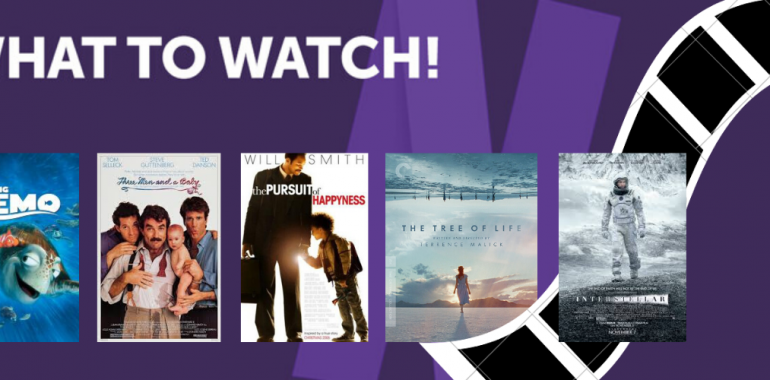 5 Movies To Watch To Celebrate Father's Day With Your Family