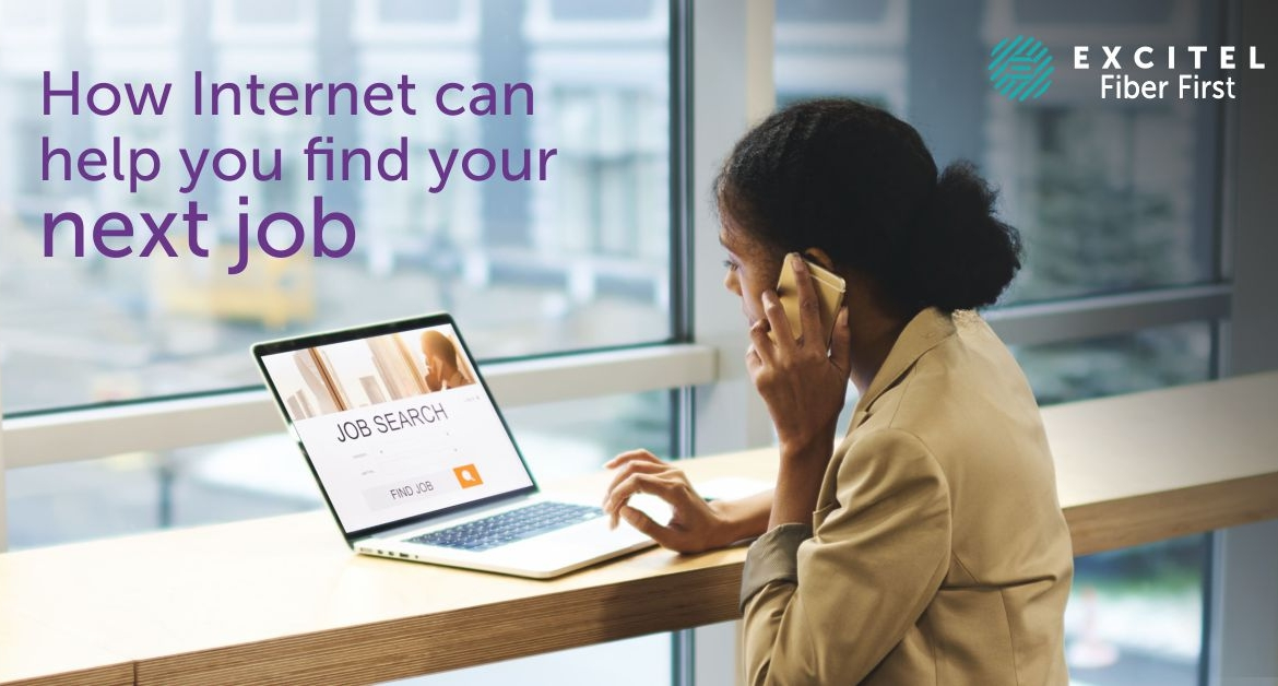 How internet can help you in your search for a job